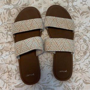 Sanuk Slider Sandals